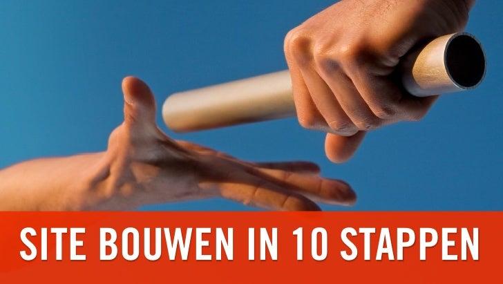 Website bouwen in 10 stappen