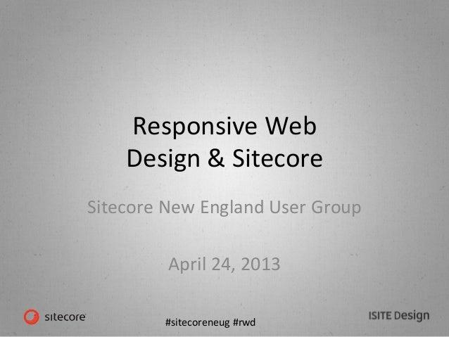 Responsive Web Design and Sitecore