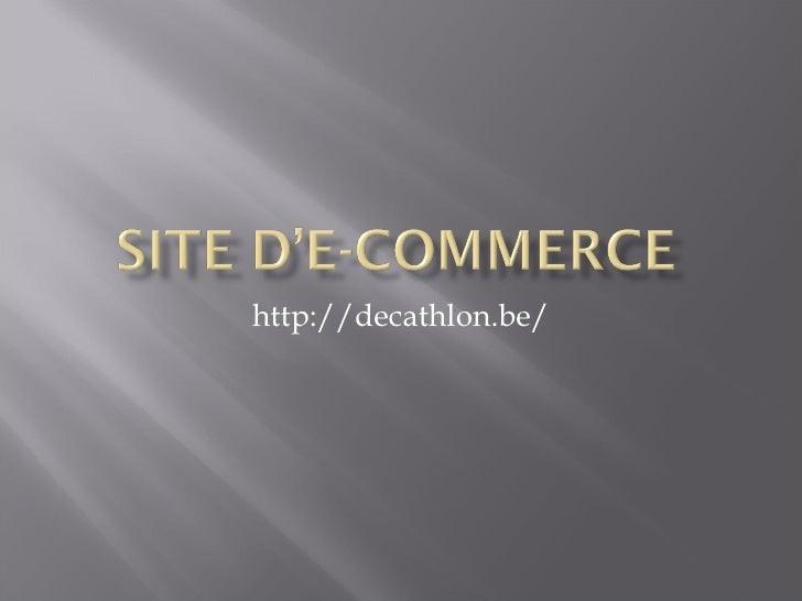 http://decathlon.be/