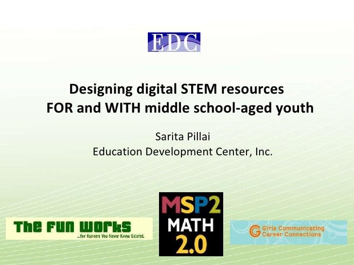 Youth-Centered Design Methodology