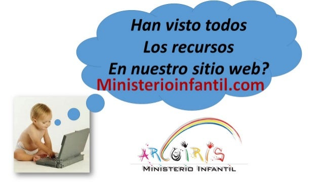 NUESTRO Sitio web MINISTERIO INFANTIL ARCOIRIS