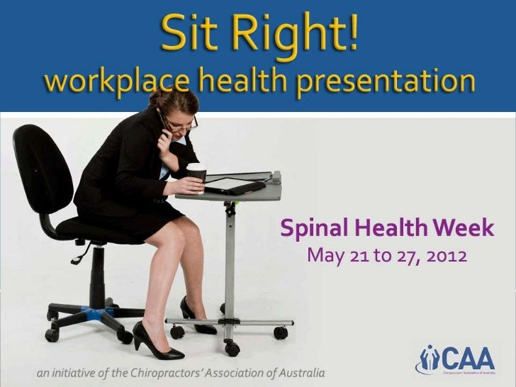 Sit right workplace_presentation_hoh