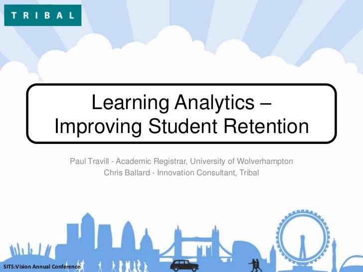 academic analytics in adult learning