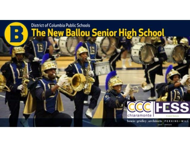 Ballou High School SIT Meeting Presentation (Feb. 19, 2014)