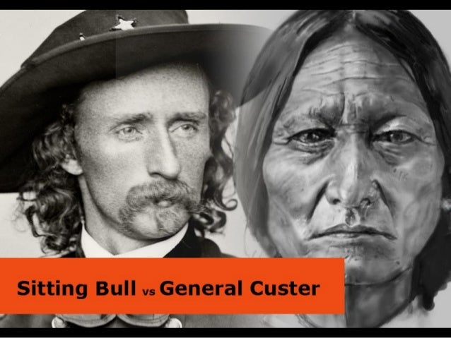 Sitting Bull vs General Custer