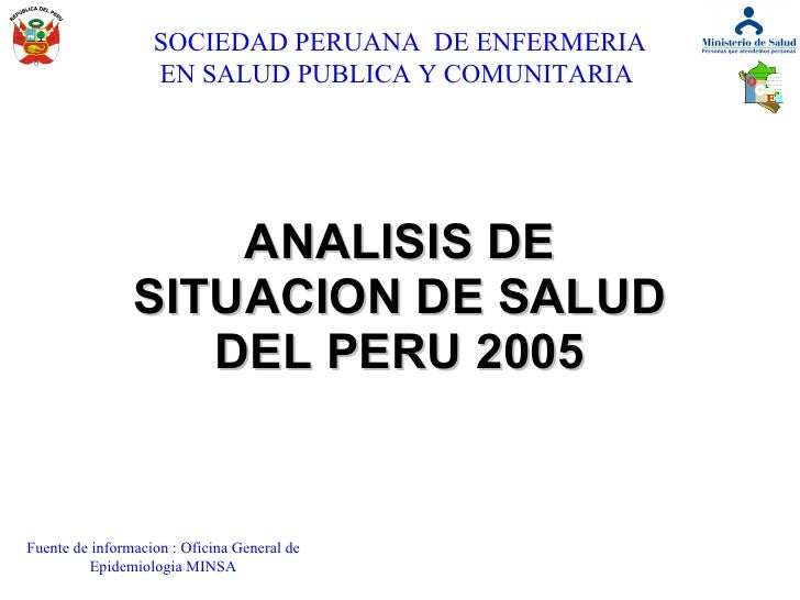 Situacion saludperu2005(1)