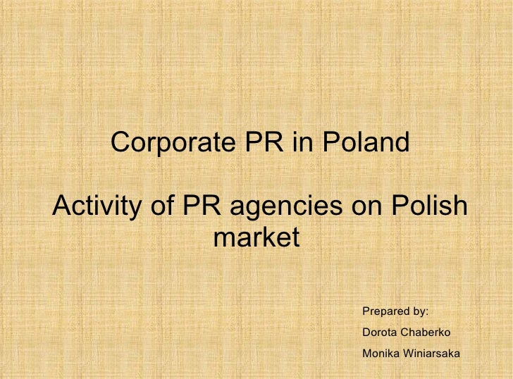 PR in Poland 2