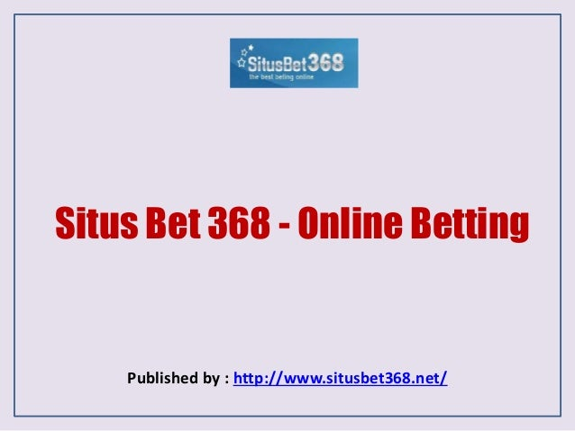 online betting account