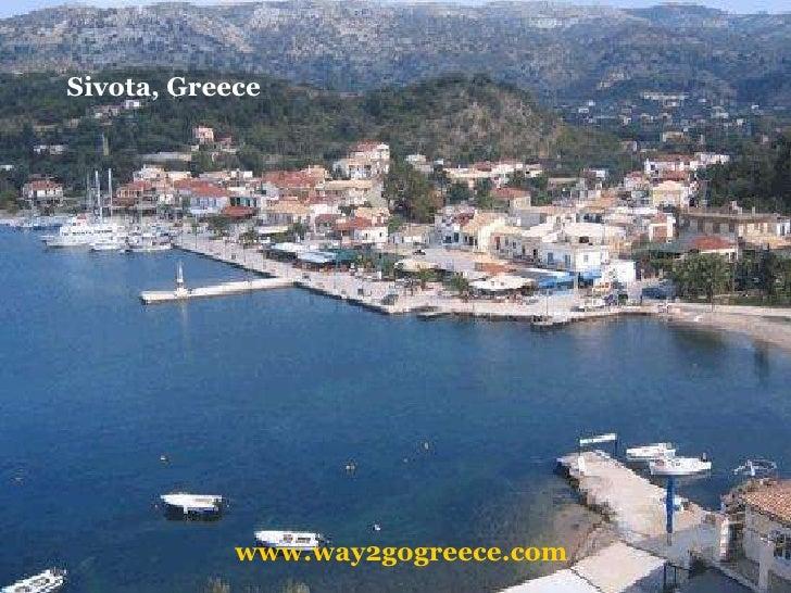 Sivota, Greece www.way2gogreece.com