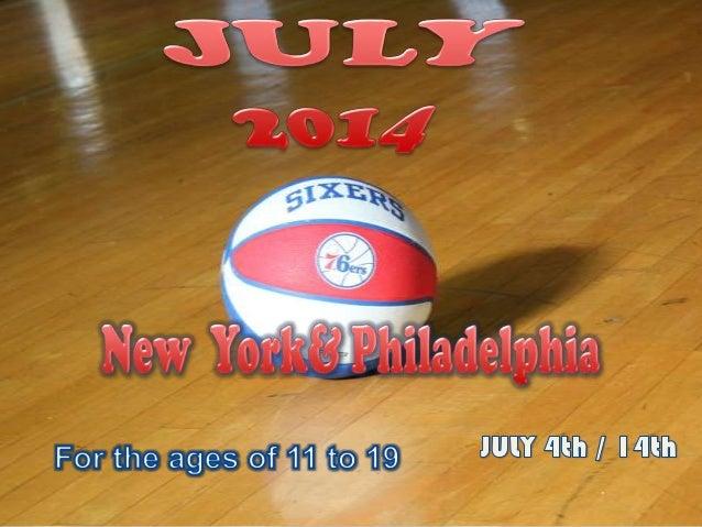 PLANO GLOBAL DA VIAGEM  4 Julho – PARTIDA/NY Transfer para Hotel Pennsylvania New York, visita guiada a Manhattan e jantar...