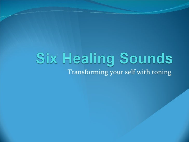 Transforming your self with toning