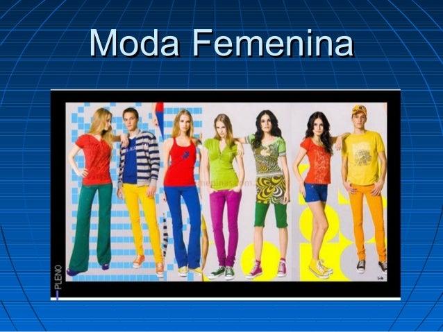 Moda FemeninaModa Femenina