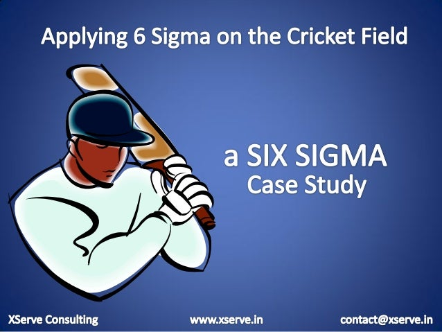 case study of six sigma project Pharmacy case study  six sigma in pharmaceutical manufacturing industry  the driving force behind any six sigma project comes from its primary focus.
