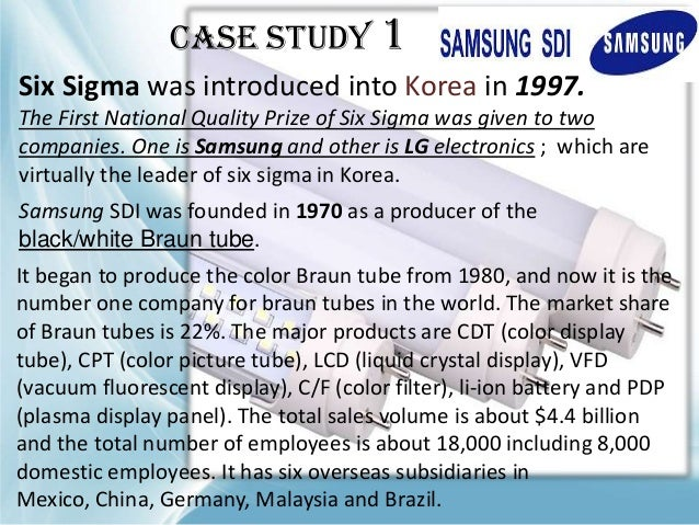 lean sigma case study bank Antony, j, ghadge, a, ashby, s and cudney, e (2017), lean six sigma journey in a uk higher education institute: a case study, international journal of.
