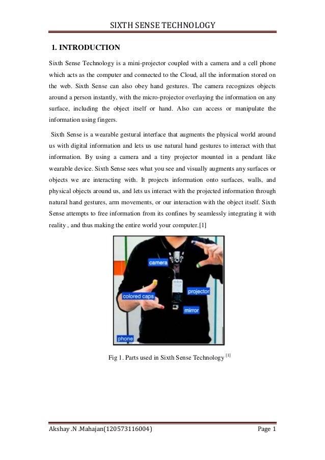 Sixth  sense technology 04