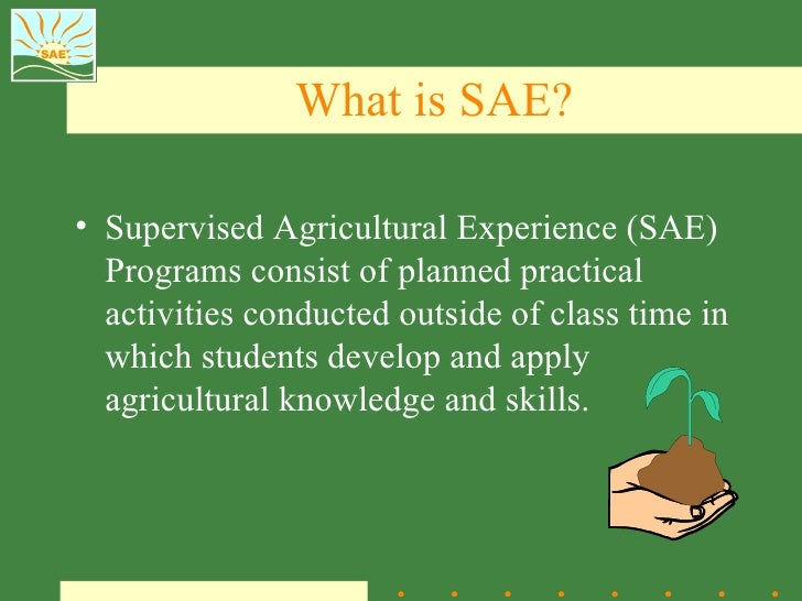 What is an Ag Program? - CORE Charter FFA and Agriculture Program