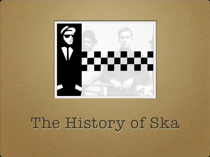 History of Ska Presentation