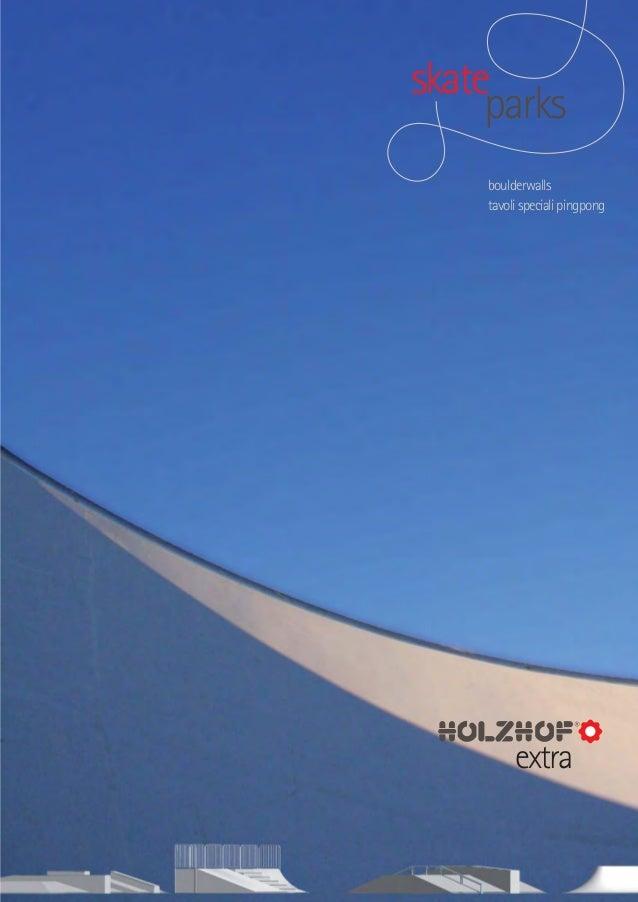 Skatepark by Holzhof