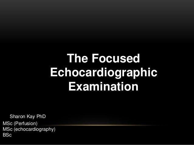 BCC4: Sharon Kay on Cardiac Crises Revealed in Echo