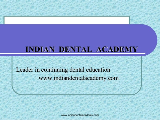 Skeletal classification /certified fixed orthodontic courses by Indian dental academy
