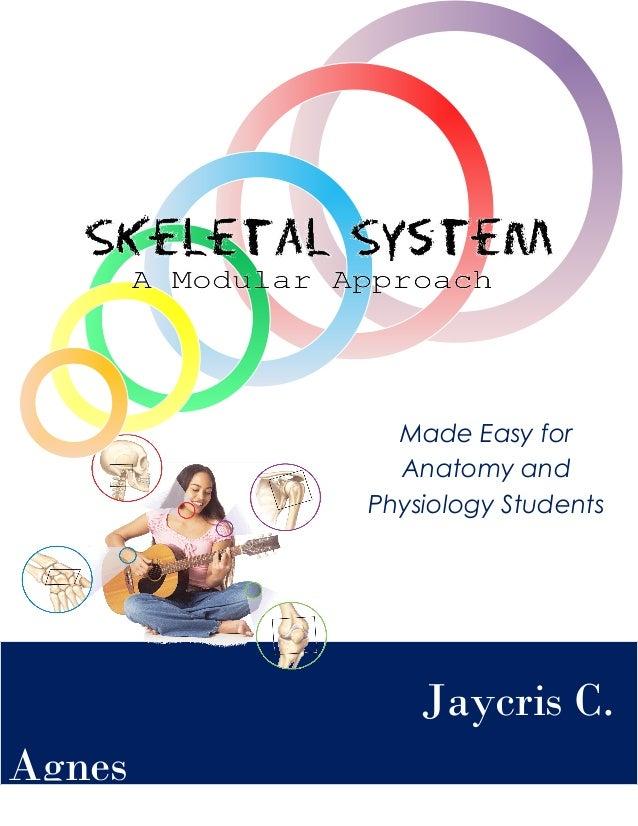 Skeletal System Hand Out