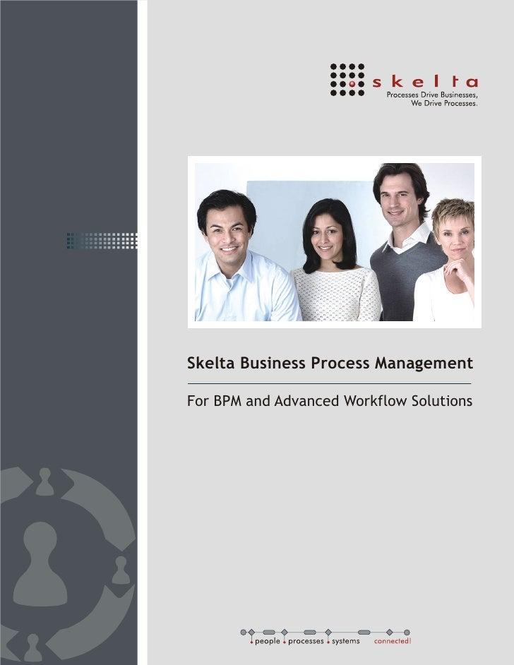 Skelta Corporate Brochure