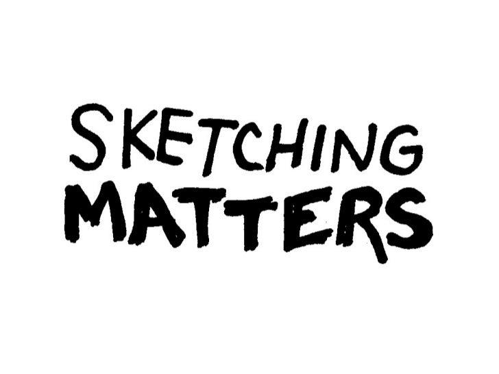 Sketching Matters
