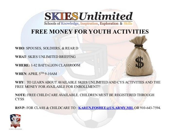 SKIES Unlimited Briefing