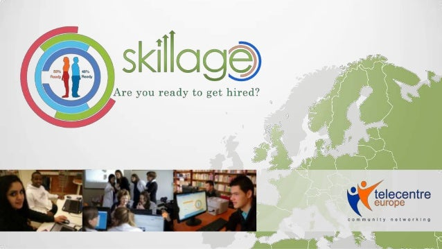 SKILLAGE online assesment tool for testing your digital skills- PPt from Online Educa Berlin 2013