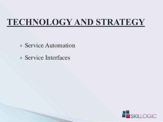 Service Automation Itil 7  Service Automation