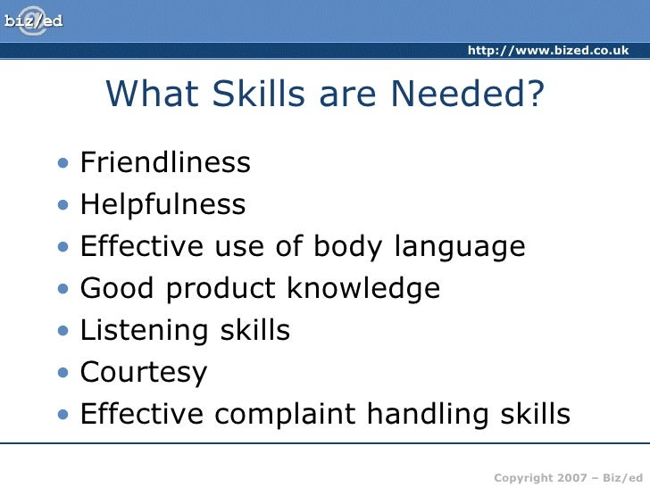 customer service skillscustomer service skills btec travel and tourism