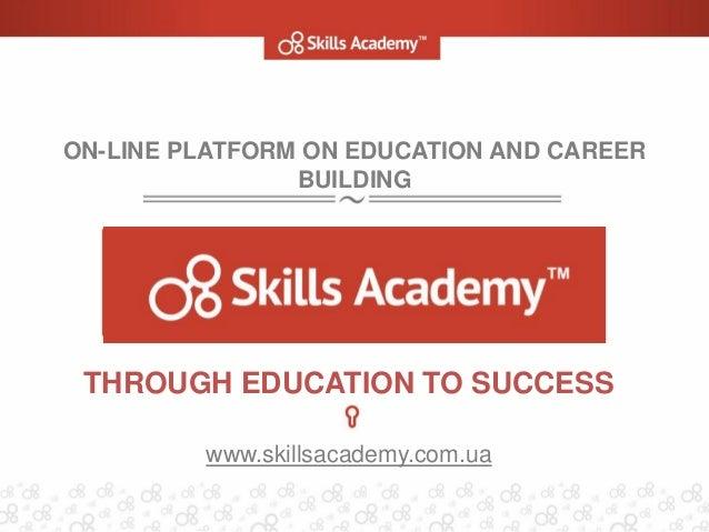 Skills Academy (english)