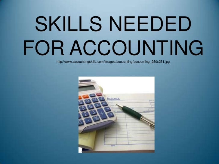 my accounting career goals
