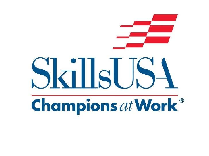 2010 SkillsUSA for DATA Students