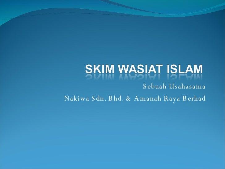 Skim Wasiat Arb [25022008]