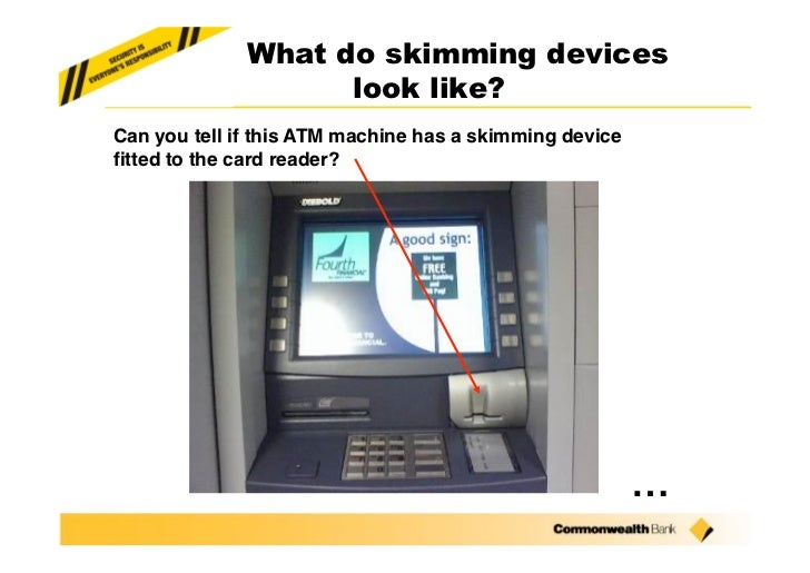 how does a credit card machine work