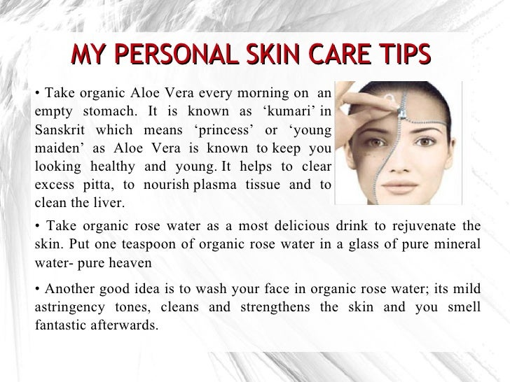 How To Keep Ur Skin Young Natural