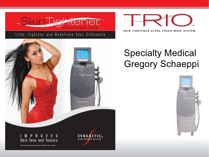 Specialty Medical Gregory Schaeppi