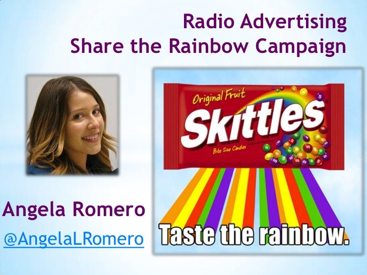 Skittles Marketing