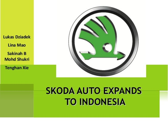 SKODA strategy to expand in Indonesia