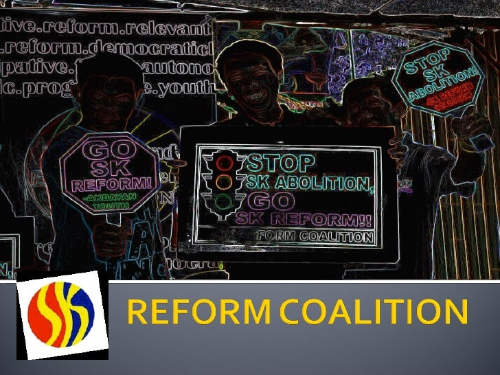 Sk reform presentation (from Akbayan Youth YiG Committee)