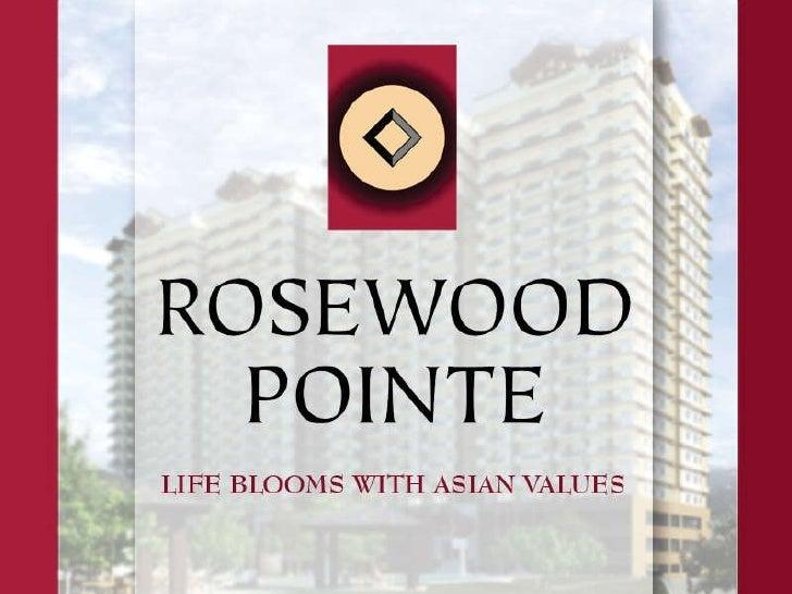 Roseswood Pointe, Taguig City