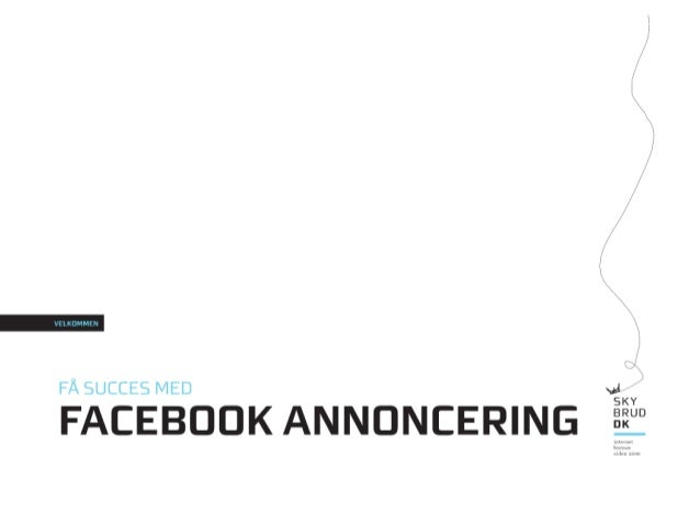 Facebook Annoncer Skybrud.dk