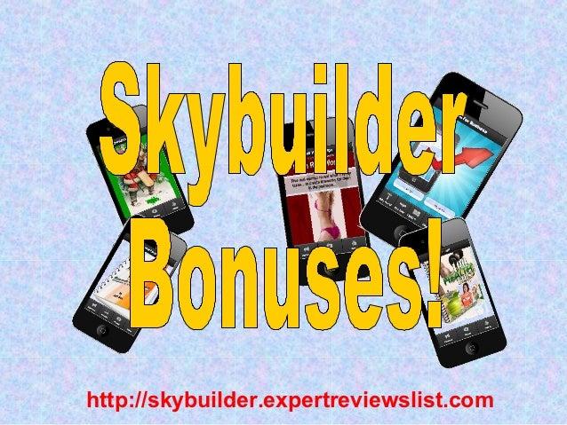 Skybuilder Bonus
