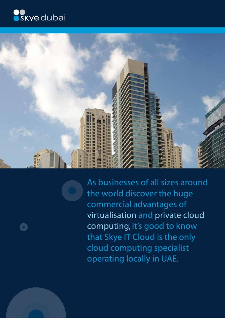 As businesses of all sizes around the world discover the huge commercial advantages of virtualisation and private cloud co...