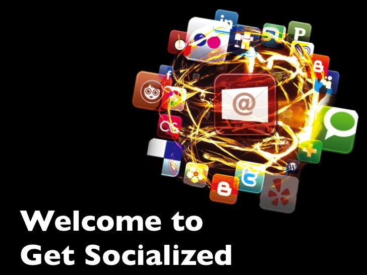 Welcome to Get Socialized