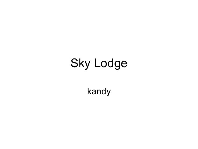 Sky Lodge kandy
