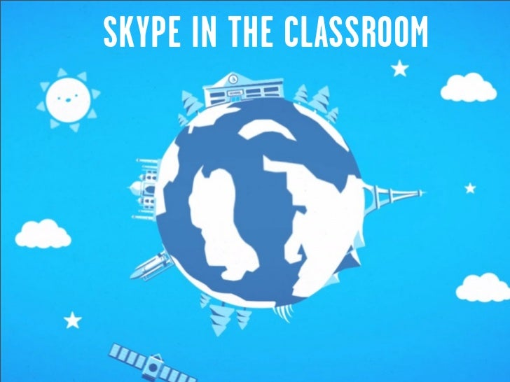 Introducing Skype in the classroom