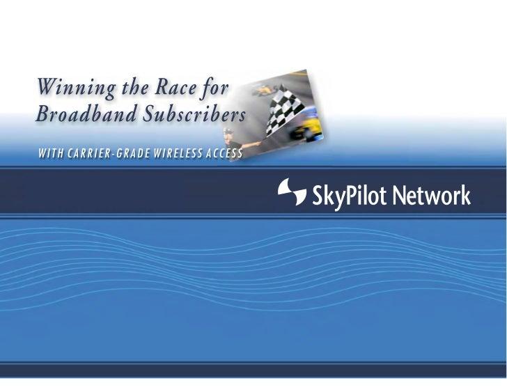 Enterprise-Grade WiFi Network Solution