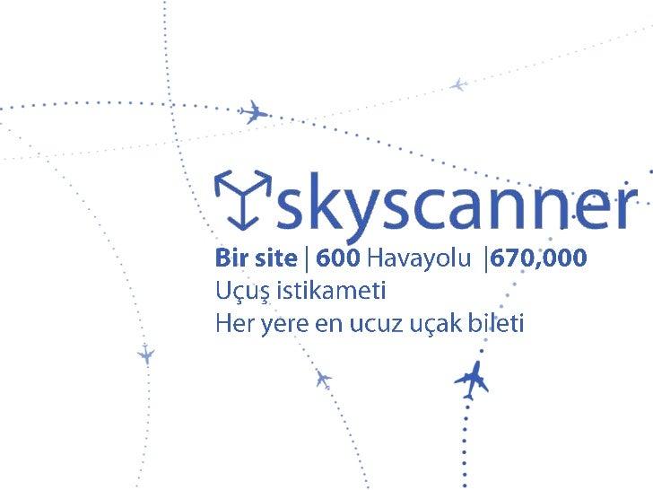 Skyscanner hakkında